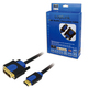 LogiLink Cable DVI-D male - HDMI male 2m (CHB3102)