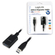 LogiLink USB 3.0 Cable USB-A male - USB-A female 5m (UA0127)