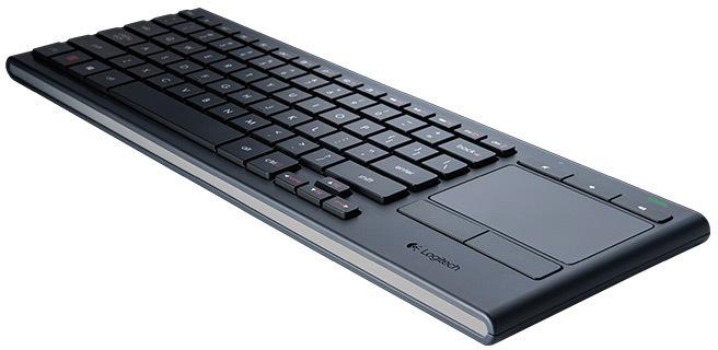 Logitech Illuminated Living Room Bluetooth Keyboard K