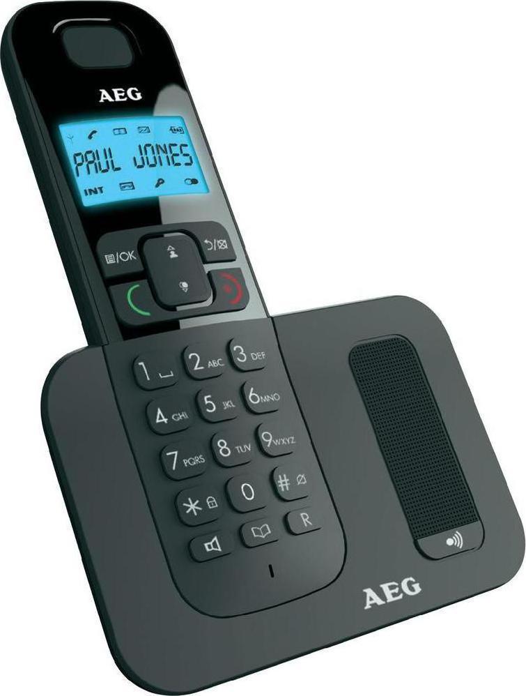 AEG Voxtel D500 Μαύρο