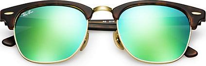 Προσθήκη στα αγαπημένα menu Ray Ban Clubmaster Flash Lenses RB3016 1145 19. Ray  Ban Clubmaster Flash Lenses RB3016 1145 19 4bfc9adda68