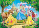 Disney: Princess 3x48pcs (25189) Clementoni