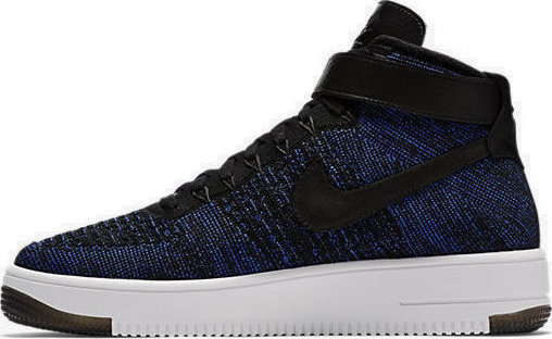 ... nike air force 1 ultra flyknit mid 817420 400