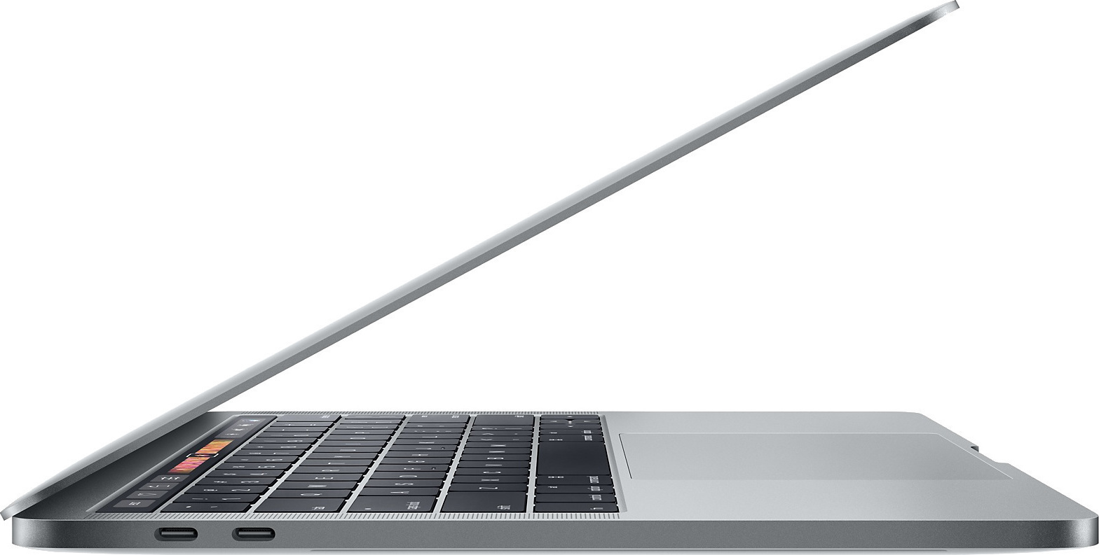Apple Macbook Pro 133 29ghz I5 8gb 256gb With Touch Bar 2016 Retina Mlvp2 Notebook 13inch Touchbar Core Silver