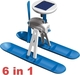 Edu Toys 6 In 1 Solar Kit