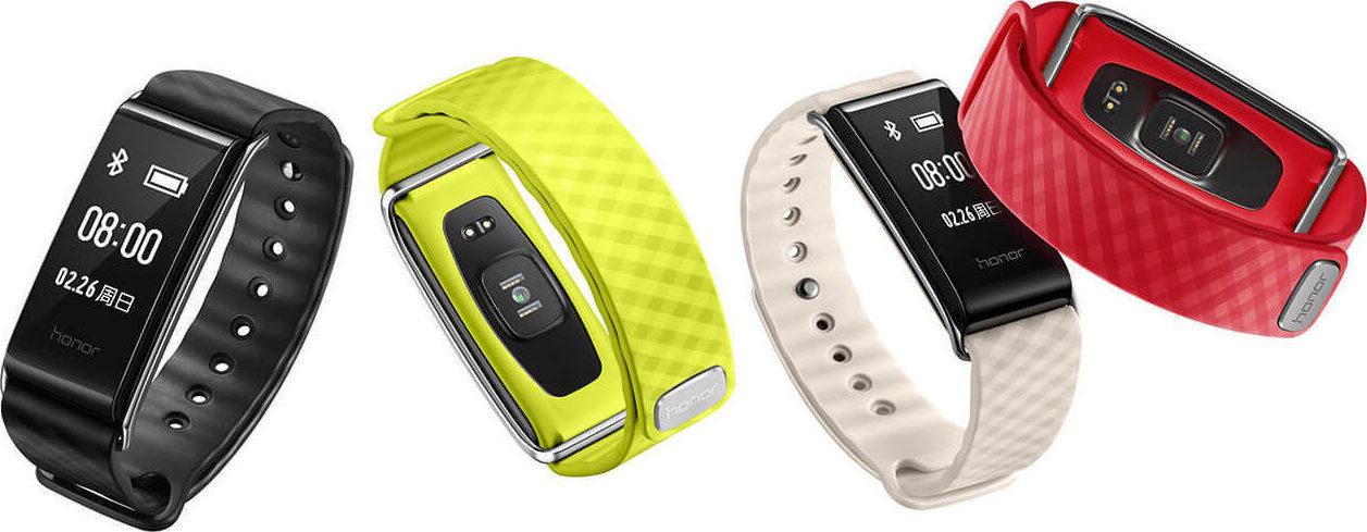 Huawei Color Band A2 Käyttöohjeet