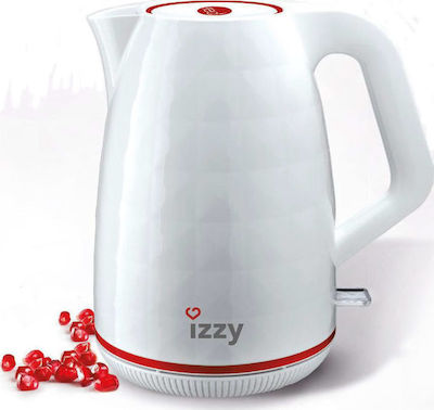 Izzy 1558 Diamond Red