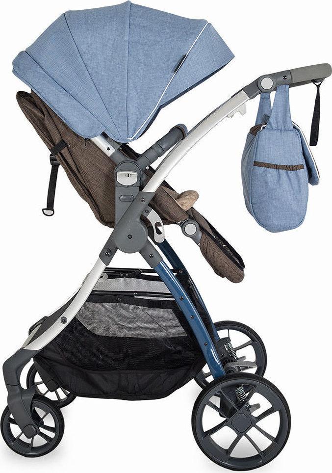 d67ad85268e Smart Baby Coccolle Acero 3 in 1 Blue - Skroutz.gr