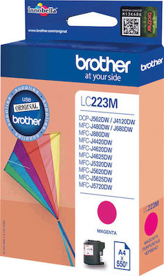 Brother LC223 Magenta (LC223M)