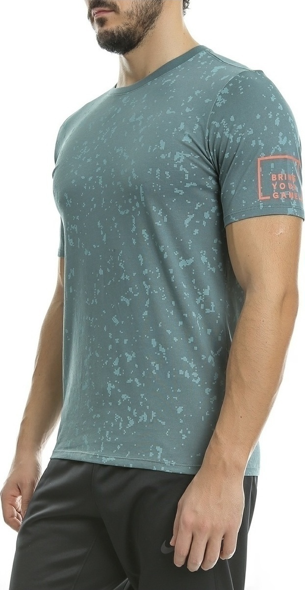 a77990f4e4d3 Nike Cross Dye Bring Your Game Tee 846052-392 - Skroutz.gr