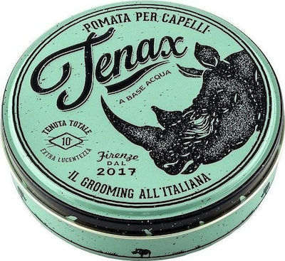 Proraso Tenax Water Based Pomade No10 Total Hold 125ml