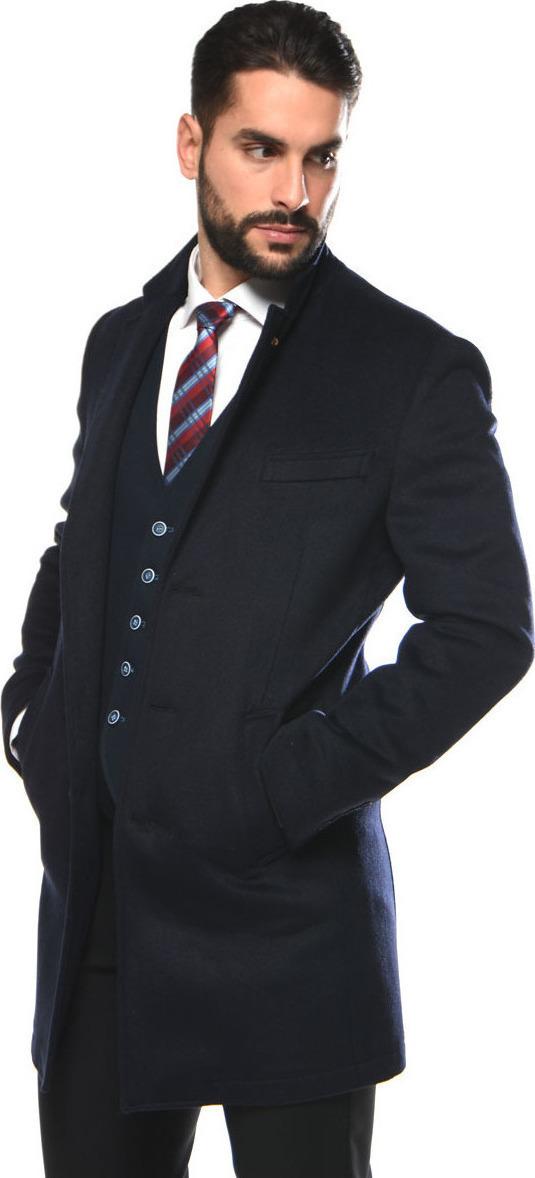 Sogo Παλτό 17504-724-78 Μπλε - Skroutz.gr 35ee4493b8b