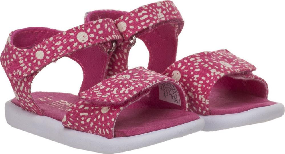 adee7535d91 Toms Strappy Sandals 10009804 Ροζ - Skroutz.gr