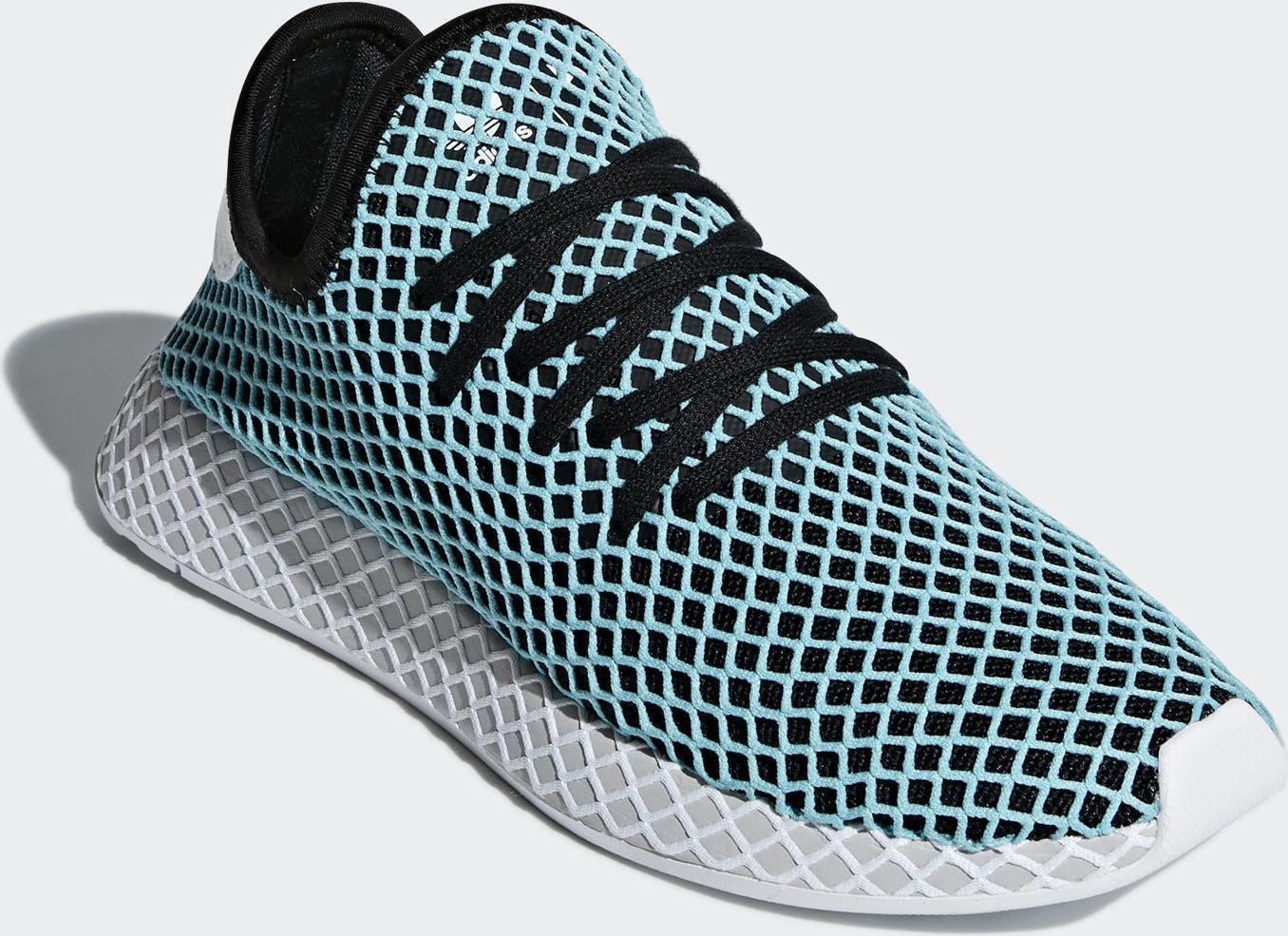 new arrival 3d3d3 dbcec ... Adidas Deerupt Runner Parley CQ2623 ...