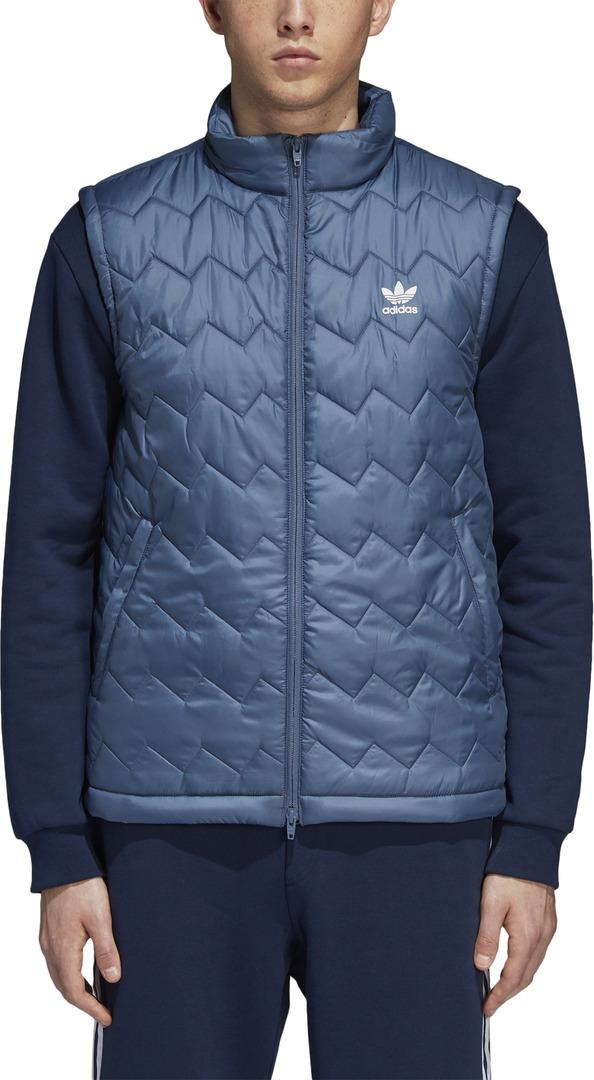 Adidas Vest SST Puffy DH5029 - Skroutz.gr e2e16b22683
