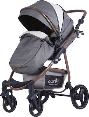 Carello M22 2 in 1 Beige