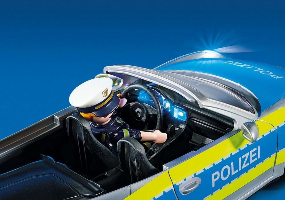 playmobil city action porsche 911 carrera 4s polizei. Black Bedroom Furniture Sets. Home Design Ideas