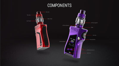 Smok Mag Kit Pink Black