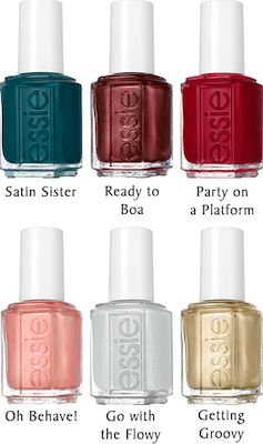Essie Getting Groovy Winter 2016 Collection Oh Behave!