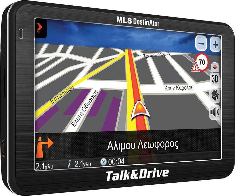 Mls Destinator Talk Drive 510m Greece Cyprus Skroutz Gr