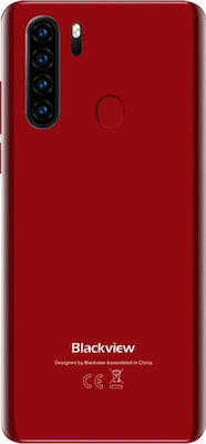 BlackView A80 Pro (64GB) Coral Red