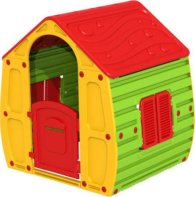 Σπιτάκι Magical House 10-561 Green Red