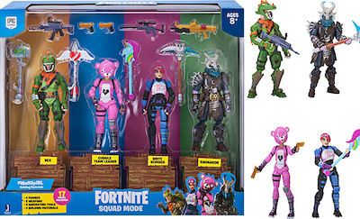 Jazwares Fortnite Squad Mode Set