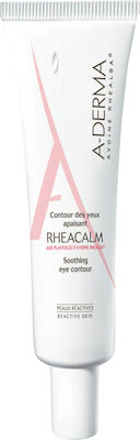 A-Derma Rheacalm Soothing Eye Contour 15ml