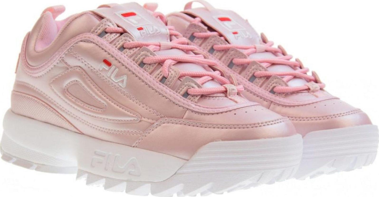 Sneakers Fila Μαύρα Skroutz.gr