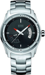Hugo Boss Boss Black Dial Stainless Steel Bracelet 1512150