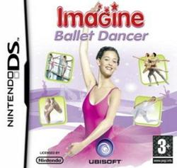 Imagine:Ballet Dancer DS