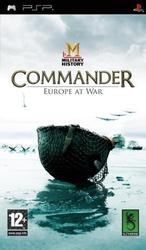 Military History: Commander: Europe at War PSP