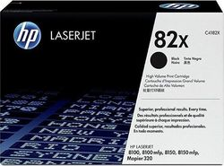 HP 82X Black High Yield Toner (C4182X)