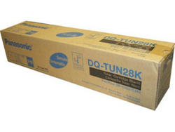 Panasonic DQ-TUY28K Black Toner Cartridge