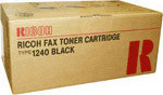 Ricoh Type 1240 Toner Cartridge Black