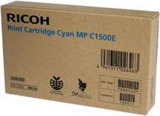 Ricoh Type MPC1500E Cyan Toner Cartridge
