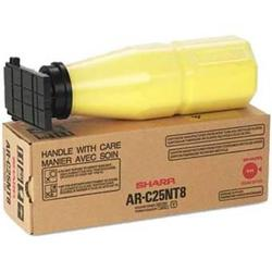 Sharp AR-C25LT8 Yellow Toner Cartridge