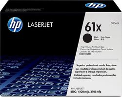HP 61X Black High Yield Toner (C8061X)