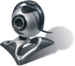SpeedLink Cyclon² Mic Webcam, 1.3 Mpix