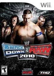 Wwe Smackdown Vs Raw 2010 WII