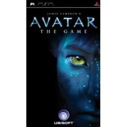 James Cameron's Avatar The Game PSP