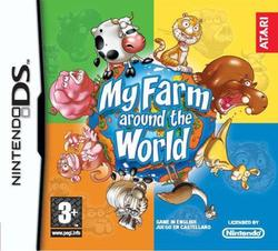 My Farm Around The World DS