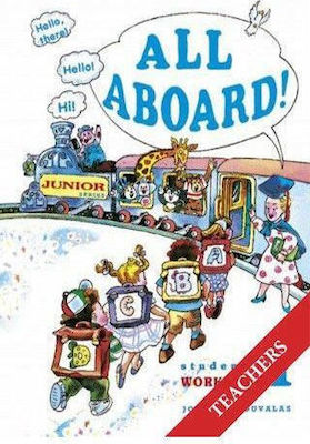 All Aboard Junior 1 Workbook