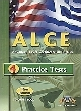 ALCE Advanced Level Certificate in English: 4 Practice Tests