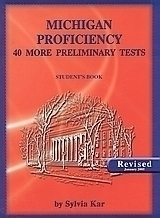Michigan Proficiency 40 More Preliminary Tests