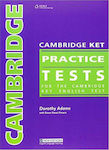 Cambridge KET Practice Tests Student's Book