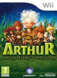 Arthur and the Revenge of Maltazard (Nintendo Wii)