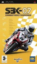 SBK 07 - Superbike World Championship PSP