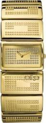 Guess Crystal Lady Gold Stainless Steel Bracelet W16548L1