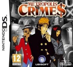Metropolis Crimes (Nintendo DS)